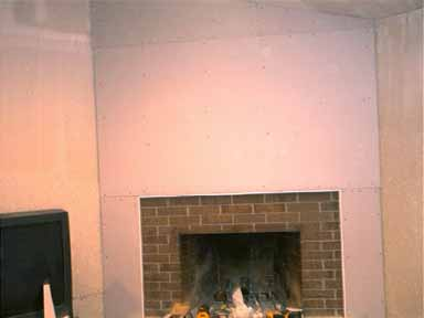 Dwnixon Cover A Brick Fireplace Changes